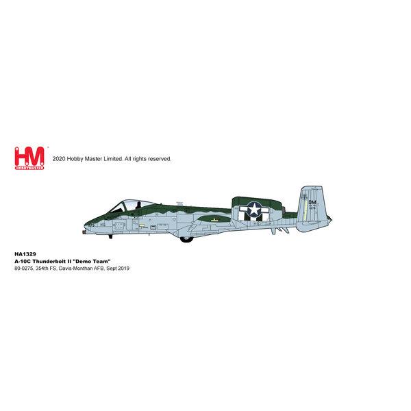 Hobby Master A10A Thunderbolt II 354FS Demo Team DM D-Day 1:72