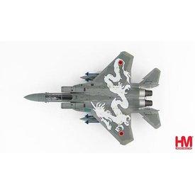 Hobby Master F15J Eagle JASDF TAC Meet White Dragon 1:72