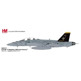 Hobby Master FA18F Super Hornet 1 Sqn.100th Anniv.RAAF 1:72