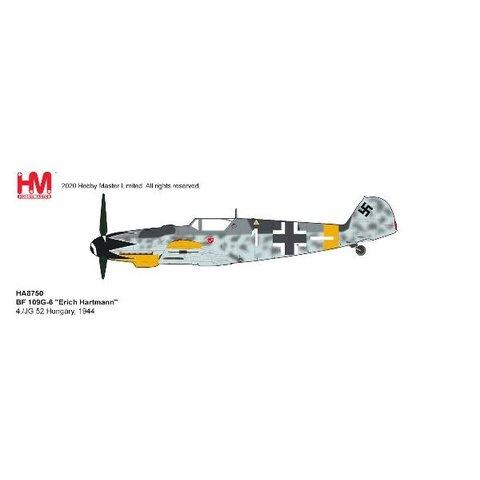 Bf109G-6 4./JG 52 Erich Hartmann WHITE1 1:48