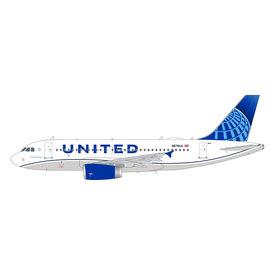 Gemini Jets A319 United new livery 2019 N876UA 1:200