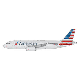Gemini Jets A320 American 2013 livery N651AW 1:400