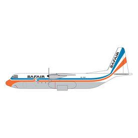 Gemini Jets L100-30 Hercules Safair ZS-RSF 1:400
