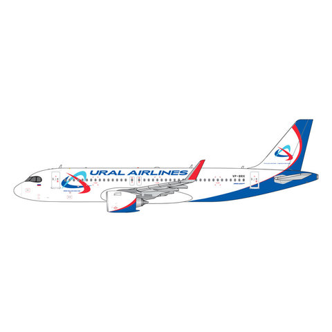 A320neo Ural Airlines VP-BRX 1:400