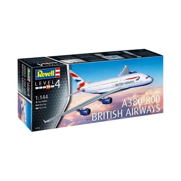 Revell Germany A380-800 British Airways 1:144