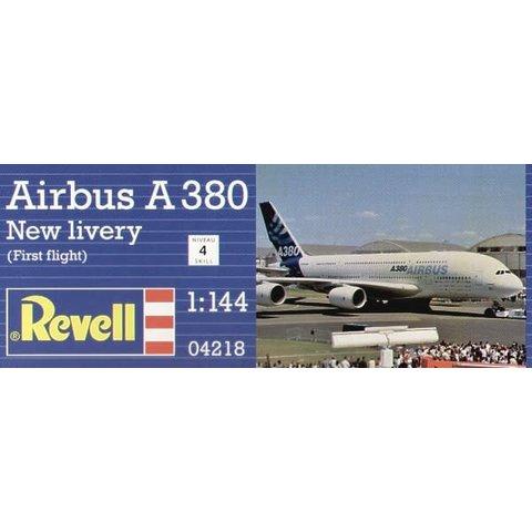 A380 HC 1st Flight 1:144 [ Retired 2019 ]