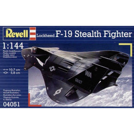 Revell Germany F19 Stealth Fighter 1:144 Retired 2019