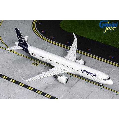 A321neo Lufthansa new livery 2018 D-AIEA 1:200