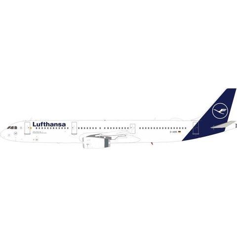 A321 Lufthansa 2018 Livery D-AIRK 1:200