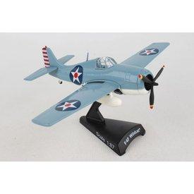 Postage Stamp Models F4F Wildcat US Navy 1:87