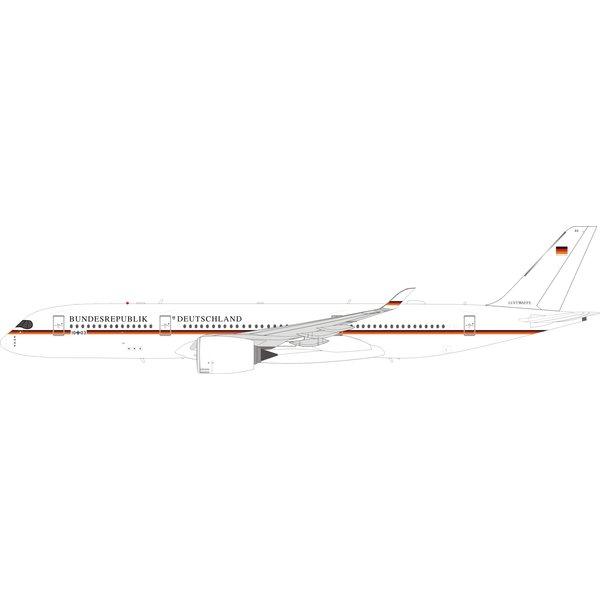 JC Wings A350-900 Luftwaffe GAF Bundesrepublik 10+03 1:200 flaps
