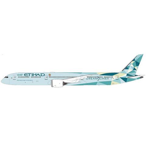 B787-10 Dreamliner Etihad Greenliner A6-BMH 1:400