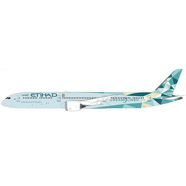 JC Wings B787-10 Dreamliner Etihad Greenliner A6-BMH 1:200