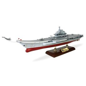 Forces of Valor Chinese PLAN Aircraft Carrier Liaoning CV-16 2017 1:700