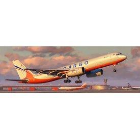 Zvesda Tupolev TU-204-100C Cargo 1:144