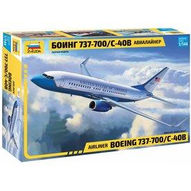Zvesda B737-700/C-40B 1:144 NEW 2020