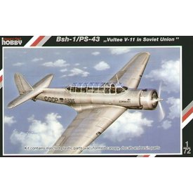 Special Hobby VULTEE V11[Bsh-1/PS-43] in Soviet service 1:72