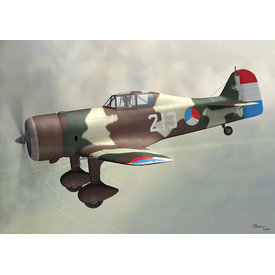 Classic Airframes FOKKER DXXI 1:48**Discontinued**