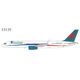 NG Models B757-200W First Choice Airways G-OOBB 1:400