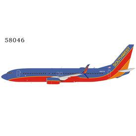 NG Models B737-800S Southwest Canyon Blue N8627B 1:400