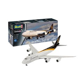 Revell Germany B747-8F UPS 1:144 2018 issue