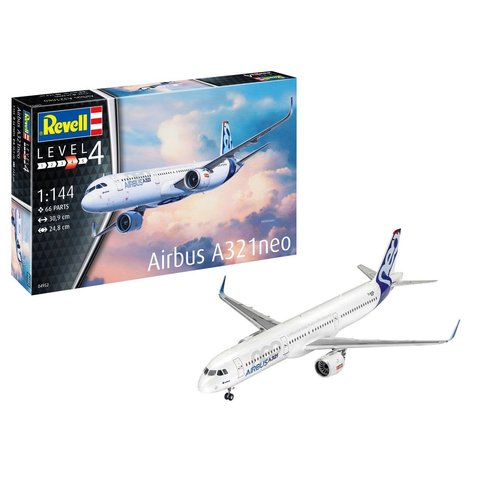 A321neo Airbus House Colours 1:144 New Tool 2019