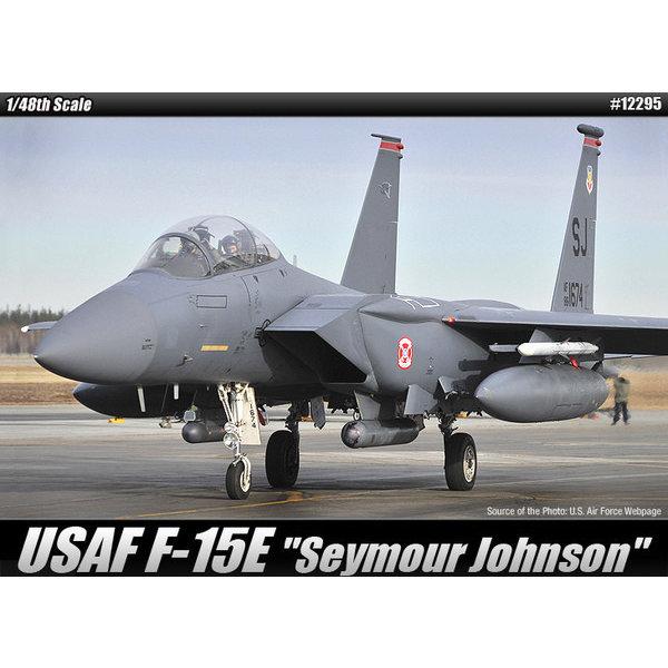 "Academy F15E STRIKE EAGLE ""Seymour Johnson"" 1:48 *O/P*"