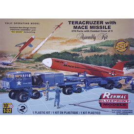 Revell Teracruzer with TM-76 MACE Missile 1:32 *O/P*
