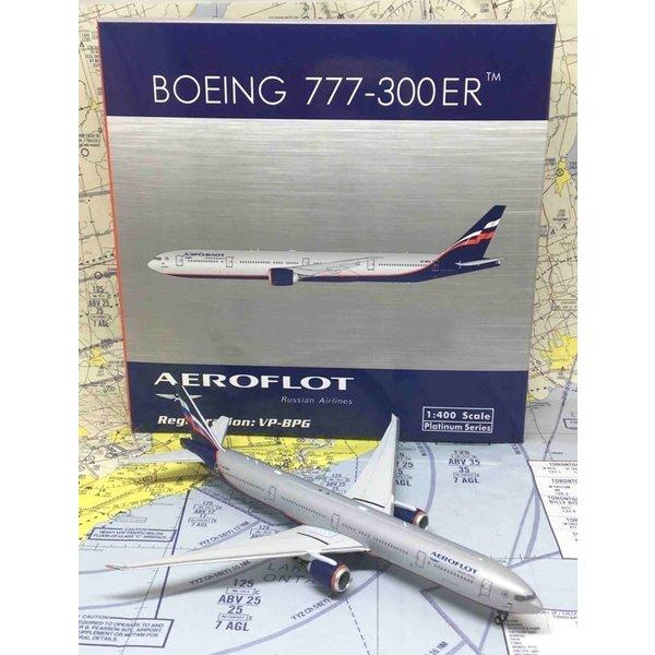 Phoenix B777-300ER Aeroflot 2003 Livery VP-BPG 1:400
