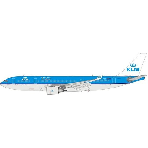 A330-200 KLM 100 Years old livery PH-AOD 1:400
