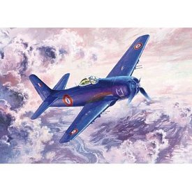 Trumpeter Model Kits TRUMP F8F1B BEARCAT 1:32