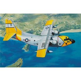 Roden HC123B Provider US Coast Guard 1:72 kit