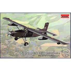 Roden Roden Pilatus PC-6/B2-H4 Turbo Porter 1:48 Kit