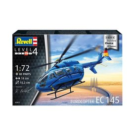 "Revell Germany EC145 ""Builder's Choice"" 1:72"