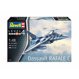 Revell Germany Dassault Rafale Tiger C 1:48