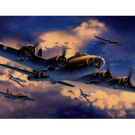"Revell Germany B17F ""Memphis Belle"" 1:72"