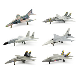 NewRay Modern Fighter Jet Diecast Kit Assorted 1:72 Sky Pilot individual