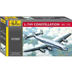 HELLE L749 CONSTELLATION AIR FRANCE 1:72