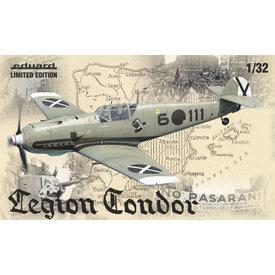 Eduard Bf109E Legion Condor 1:32