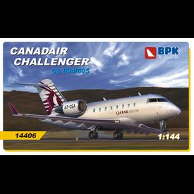 Big Planes Kits (BPK) Canadair Challenger CL-604/605 1:144
