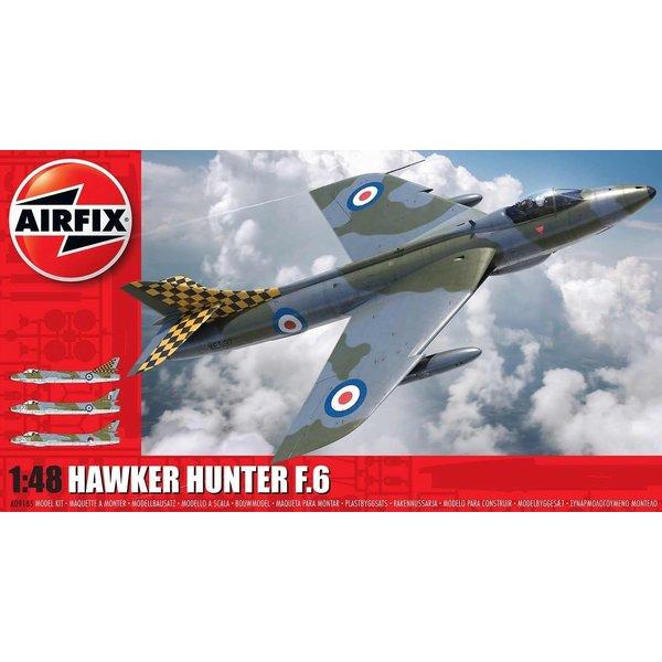Airfix Hawker Hunter Mk6 1:48 NEW TOOL