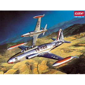 Academy ACDMY T33A SHOOTING STAR 1:48 RE-ISSUE