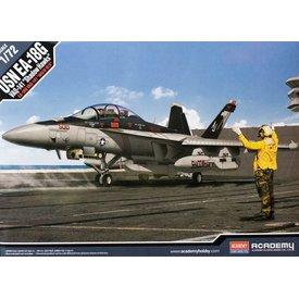 Academy E/A-18G Growler VAQ-141 Shadowhawks 1:72