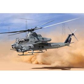 Academy Bell AH-1Z Shark Mouth USMC 1:35 New Tool 2019
