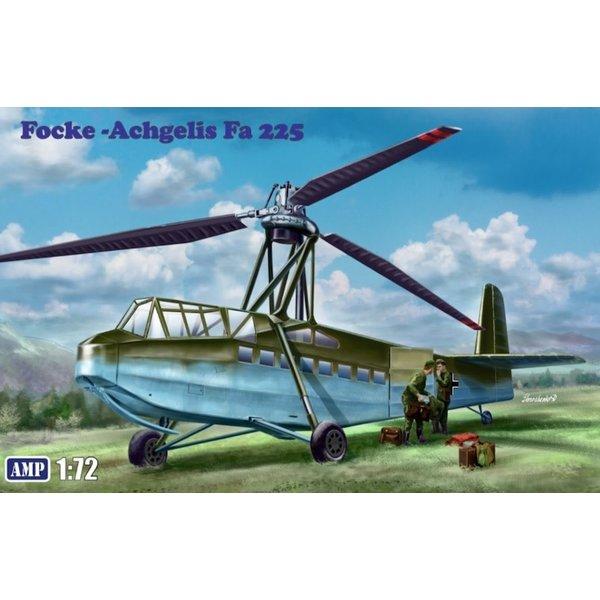 AMP Focke-Achgelis Fa-225 1:72 Helicopter