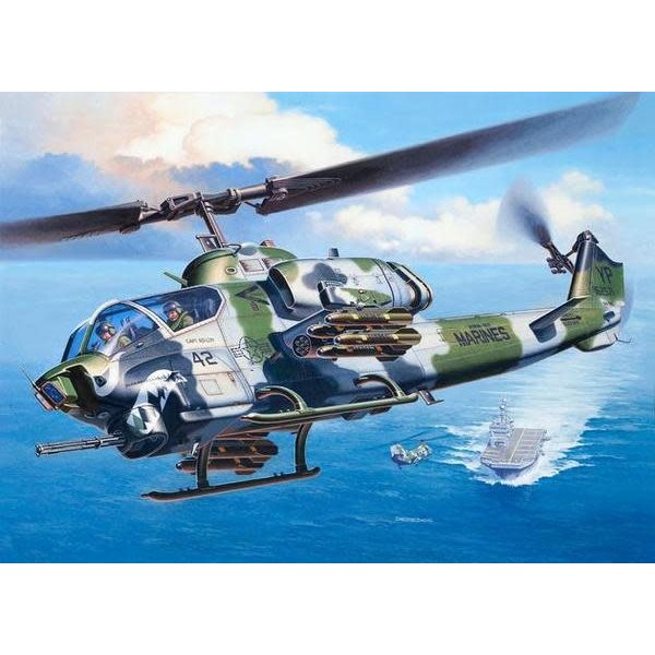 Revell Germany AH-1W SUPERCOBRA 1:48 *Discontinued*