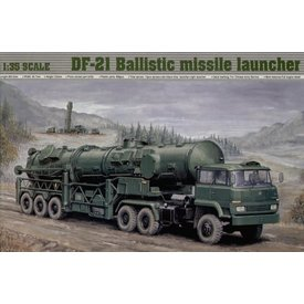 Trumpeter Model Kits DF-21 Ballistic missile launcher 1:35