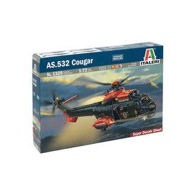 Italeri AS532 COUGAR Swedish Air Force 1:72 *Discontinued*