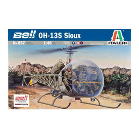 Italeri BELL OH13S SIOUX 1:48*Discontinued*