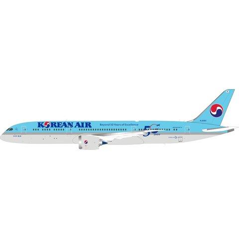 B787-9 Dreamliner Korean 50th Ann.HL8082 1:200